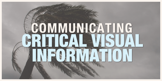 communicating critical visual information